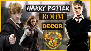 diy harry potter room decor mallory patrice youtube