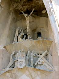 the passion facade the crucifixion of christ