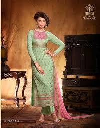mohini glamour designer suits 4 pcs catalog wholesale designer