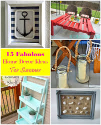 restoration beauty 15 fabulous home decor ideas for summer
