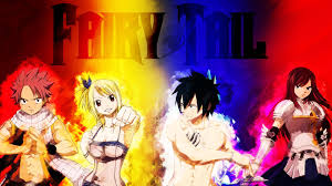 fairy tail anime anime fairy tail wallpapers wallpaper wiki