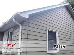 Exterior Paint For Aluminum Siding - aluminum siding painting ottawa painters contractors