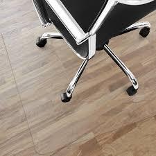 tapis de sol bureau tapis protège sol office marshal neo pour parquets stratifiés