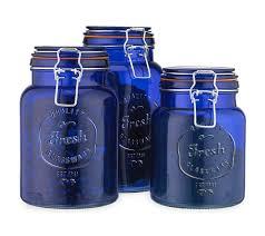vonshef clip top jars 4 piece coffee tea storage canister set