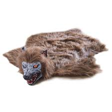 werewolf rug the green head