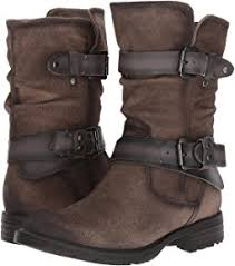 womens boots mid calf brown boots comfort mid calf shipped free at zappos