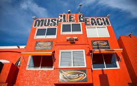 muscle beach the cradle of fitness passenger 6a