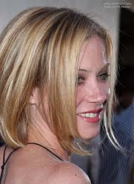 christina applegate hairstyles christina applegate one length bob with the ends styled outward