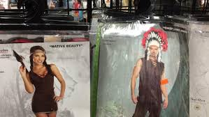 Halloween Costumes Indians Stores Urged Stop Stocking U0027indian U0027 Halloween Costumes