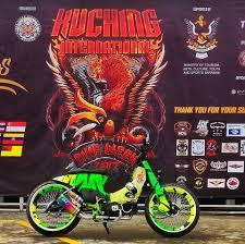 membuat lu led headl motor hkb motor kuching malaysia facebook