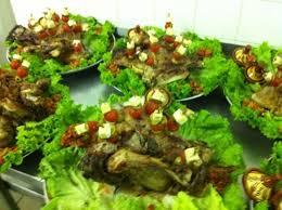 mechoui mariage menu traiteur salade composée méchoui et accompagnements les