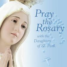 rosary cd pray the rosary with daughters of st paul cd the catholic company