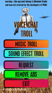 pubg voice chat not working voicechat troll for pubg android apps on google play
