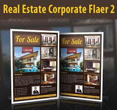 14 awesome real estate flyer templates wakaboom