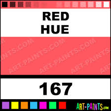 red neon fluorescent airbrush spray paints 167 red paint red
