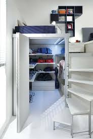 Loft Beds For Teenagers Best 25 Cool Loft Beds Ideas On Pinterest Cool Beds For Kids