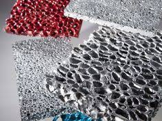 innovative materials 32 best alusion aluminum foam material images on pinterest mousse