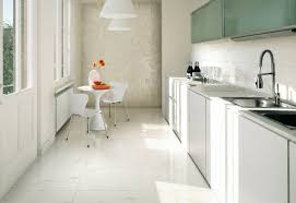 White Kitchen Tile Floor Kitchen Cabinets Tiled Floor Morespoons 884470a18d65