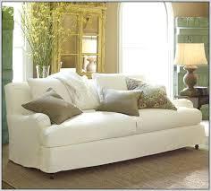 Modern Slipcovered Sofa by Off White Sofas U2013 Beautysecrets Me