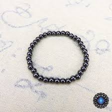 magnetic stone bracelet images Cool magnetic hematite stone beads bracelet project yourself jpg