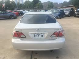 lexus es300 carpet floor mats 2002 used lexus es 300 4dr sedan at car guys serving houston tx
