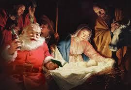 santa is clearly better than jesus u2013 bullshitist