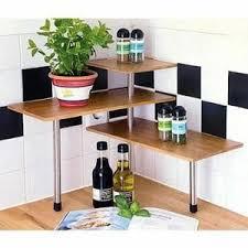 étagère cuisine à poser table etagere cuisine etagere cuisine bois la redoute a