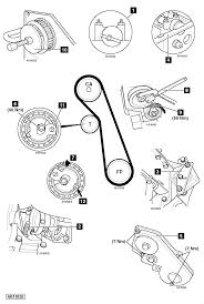 to replace timing belt on ford mondeo 1 8 tdci 2007 2010