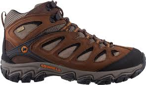 merrell womens hiking boots sale merrell s pulsate mid waterproof hiking boots s