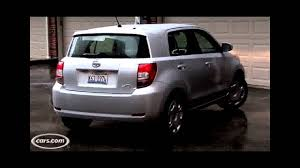 2010 Scion Xd Review Youtube