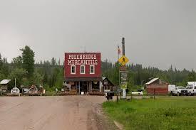 Montana slow travel images Polebridge montana the no power mountain town jpg