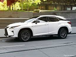 lexus rx hybrid used 2017 lexus rx luxury crossover features lexus com