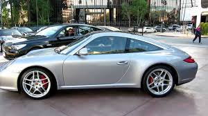 2010 porsche 911 s for sale 2010 porsche targa 4s in gt silver with cocoa leather pdk