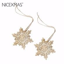 get cheap snowflake decoration hanging aliexpress