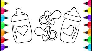 bride and groom coloring page how to draw baby bottle and baby coloring pages for kids