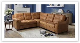 light brown leather corner sofa corner sofas in leather or fabric styles dfs