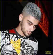zayn malik debuts new grey hair photo 849985 photo gallery