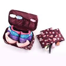 travel organizer images Bra underwear organizer bag lingerie toiletry travel bag from JPG