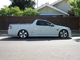 vauxhall vxr8 ute holden commodore ute vy holden pinterest cars and pickup car