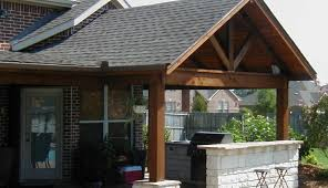 covered back porch designs patio shelter plans open patio design