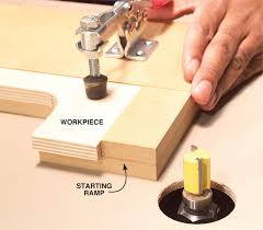 templates for routers template routing tips popular woodworking magazine