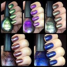 nail polish wars nicole by opi target exclusive collection