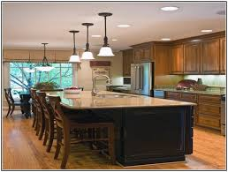 large kitchens with islands destiny large kitchen island with seating southwest decor