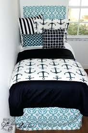 Nautical Themed Bedding Nautical Navy And Blue Teen Bedding Anchor Bedding We Love This
