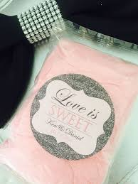 cotton candy wedding favor 10 best custom label cotton candy favors images on