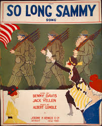 Post Ww1 Map World War I In U S Popular Culture Digital Collections For The