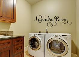 Laundry Room Decorations by Laundry Room Decor The Laundry Room Wall Decal Wall Decals By