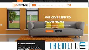 Modern Studio Furniture by Decorators Wordpress Theme For Architecture Modern Interior