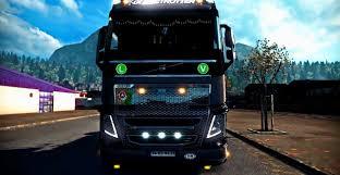 volvo truck 2016 volvo fh16 2012 edit version truck cabin accessories dlc euro
