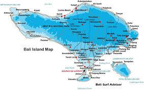 bali indonesia map bali map detail maps bali indonesia